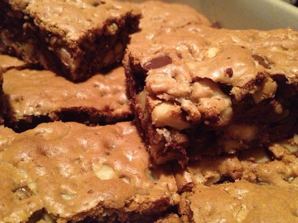 Chocolate Chip Walnut Brownies Recipes — Dishmaps